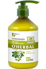 40416 Conditioner for Curly & Unruly Hair with Hops extract O'Herbal 500 ml