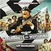 Jackboots on Whitehall (Original Soundtrack, 2010) Guy Michelmore CD New Sealed