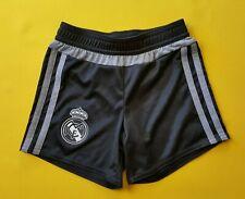 Real Madrid kids shorts 18-24 month S12651 soccer football Adidas ig93