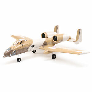 E-flite UMX A-10 Thunderbolt II 30mm EDF Jet Bind N Fly Basic with AS3X and