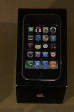 boite iphone vide 3gs black