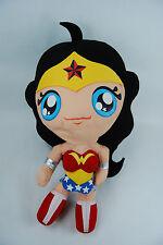 "Wonder Woman Justice League Six Flags 24"" Big Head Plush"