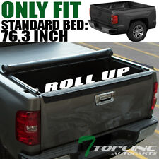 "LO-ROLL & LOCK SOFT TONNEAU COVER 2002-2008/2009 DODGE RAM 6.5 FT 78"" SHORT BED"