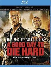 A Good Day to Die Hard (Blu-ray Disc, 2016)