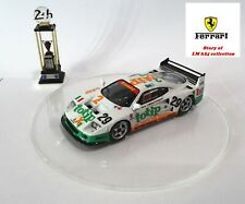 FERRARI F40 TOTIP #26 LE MANS 1999 Built Monté Kit 1/43 TOP