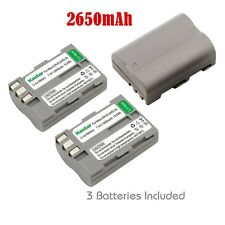 Kastar EN-EL3e Battery for Nikon D50 D70 D70s D80 D90 D100 D200 D300 D300S D700