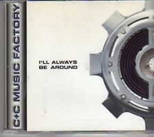 (CK855) C+C Music Factory, I'll Always Be Around - 1995 CD