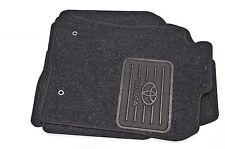 Genuine Toyota Avensis Car Textile Floor Carpet Mat Set 2003>2008 Anthracite New