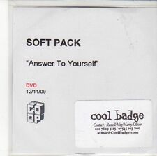(ED709) Soft Pack, Answer To Yourself - 2009 DJ DVD