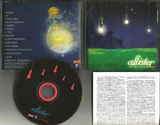 ALLISTER Before the Blackout UNRELASED BONUS TRK JAPAN PRESS CD USA Seller 2005