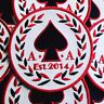 Custom Embroidered Patches.          Sublimation Woven Patch badge