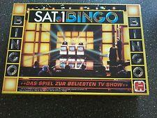 xpx  SAT 1 Bingo, Das Spiel für Schlauberger und Schnelldenker
