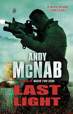 Last Light: (Nick Stone Thriller 4) by Andy McNab (Paperback, 2011)