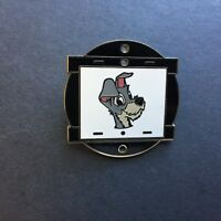 Animation Art Mystery Collection - Tramp Only Disney Pin 89017