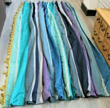 Luxurious Hand Made Fully Lined Single Curtain -Thames Hospice