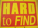 HARD to FIND/CYCLES plus/thurmer123