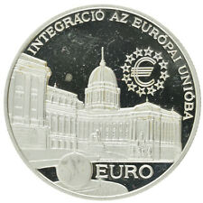 Hungary - Silver 2000 Forint Coin - 'Integration in the EU' - 1997 - Proof