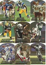 2000 ULTRA FOOTBALL GOLD MEDALLION ASSORTED 27 CARDS - SOME DUPLICATES - WOODSON