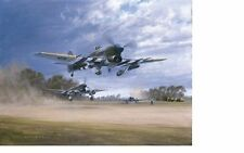 Gerald Coulson - Striking Back - Aviation Art - Typhoon