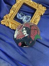 HP Harry Professor Severus The Angel Snape Metal Badge Brooch Pin Ready Stock