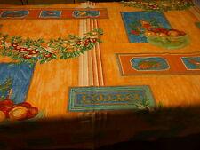 grand panneau pompéi ,lin et coton =neuf====== !téte de lit ???1m,10hx1,40 large
