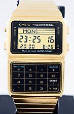 Relojes de pulsera Casio oro de acero inoxidable