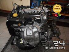 Motor 1.9DDIS FIAT SEDICI SUZUKI SX4 56TKM UNKOMPLETT