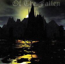 OF THE FALLEN S/T 1998 CD OOP Wild Rags Records 90s Texas Black Metal Demontuary