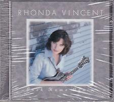 CD 12T RHONDA VINCENT BACK HOME AGAIN DE 2000 NEUF SCELLE ROUNDER 0460
