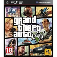 Grand Theft Auto GTA V (Five 5) Game PS3 - Brand new!