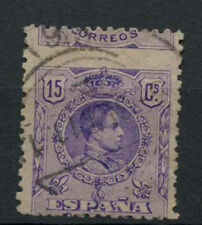 Used Postage Spanish & Colonies Stamps