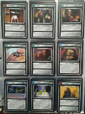 Star Trek CCG ALL GOOD THINGS COMPLETE SET GEM MINT unplayed