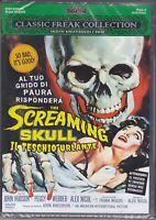 dvd THE SCREAMING SKULL - IL TESCHIO URLANTE Freak Video nuovo 1958