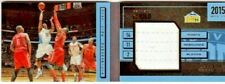Kenneth Faried - 2015/16 Preferred Basketball,Stat Line Memorabilia Booklet /149