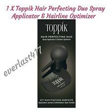Toppik Hair Perfecting Duo Spray Applicator & Hairline Optimizer natural looking