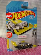 2012 Hot Wheels ''thrill Piloti'' #217 Shell Shock Marrone int