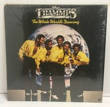 The Trammps – The Whole World's Dancing Vinyl SD 19210
