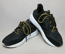 Adidas MEN'S Black QueststarStrike Cloud Foam Running Sneakers SZ 8 US
