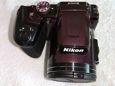 Nikon COOLPIX B500 Digital Camera (Plum) 26507