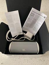 JBL Flip 2 WHITE Wireless Bluetooth Portable Stereo Speakers