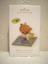 2009 - Mommy's Little Artist - Hallmark ornament