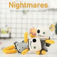Nightmare Plush Doll Mang Tae Stuffed Toy Stuffed Horror Monsters Ghost Toys