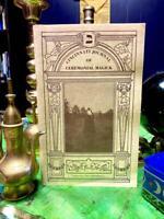 1978 Cincinnati Journal Ceremonial Magick 3 CROWLEY THELEMA OCCULT Magic Vintage