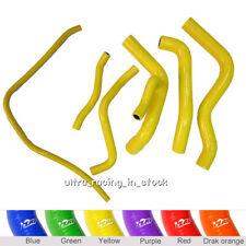 Yellow For Yamaha FZ6 FZ 6 Y36 2005 Motorcycle Silicone Radiator Coolant Hoses