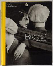Brassai Monograph/biography hardcover first edition 2000 Paris photos