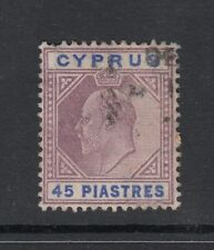 Cyprus, Sc 59 (SG 71), used