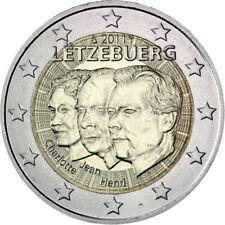 """2 euro commémorative Luxembourg 2011 """" Lieutenant """"  NEUVE UNC"""