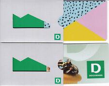 Geschenkkarten Deichmann