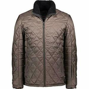 NWT $195 TUMI Men's Quilted Loden Jacket Size M