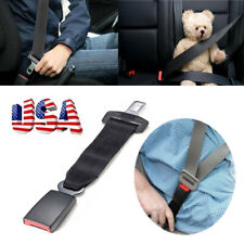 "Universal Car Seat 14"" Seatbelt Safety Extender Belt Extension 7/8"" BUCKLE"
